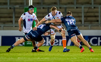 Sale v Edinburgh Rugby