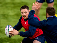 Scotland Rugby training