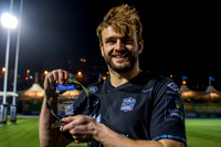 Richie Gray Warrior of the Month