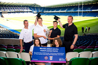 RBS Varsity Game Launch