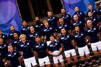 Rugby World Cup Squad Announcement