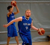 Commonwealth Games Basketball - Training