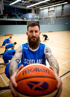 Commonwealth Games Basketball - Media Pics